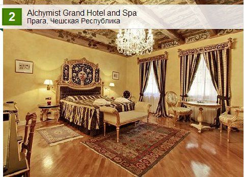 Alchymist Grand Hotel and Spa