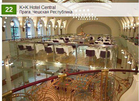 K + K Hotel Central