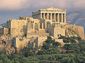 Афіни: пам`ятки