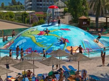 Water Park на острові Родос
