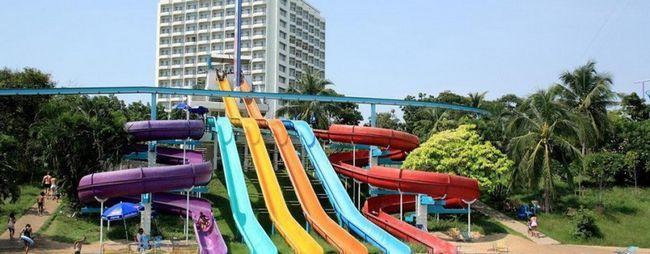 Аквапарки в паттайя, тайланд: фото і відео, коментарі та ціни. Новий аквапарк рамаяна. Аквапарк паттайя парк. Аквапарк картун нетворк амазон. »Карта мандрівника