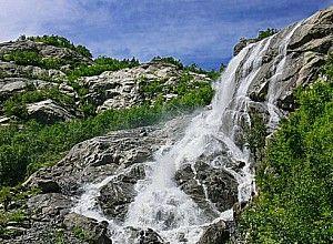 Алибекський водоспад