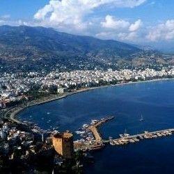Анталія - найбільш відвідуваний курорт туреччині