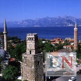 Анталья - найпопулярніший курорт в туреччині