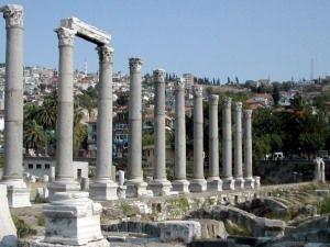 Археологічний парк відкрився в ізмірі