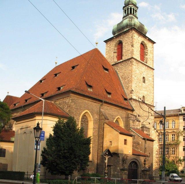 Костел Святого Генріха (Kostel svat ho Jind icha a svat Kunhuty)