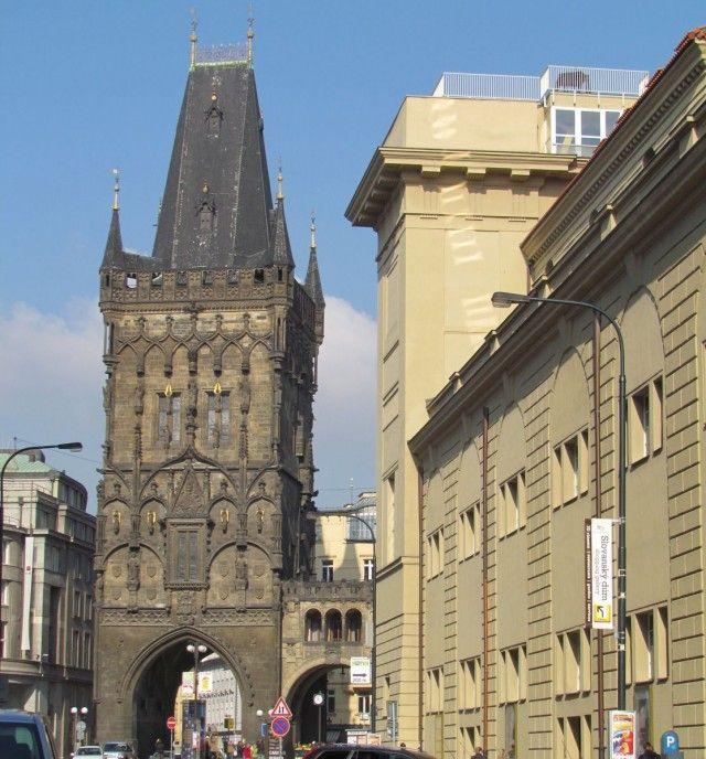 Порохова вежа (Pra n br na)