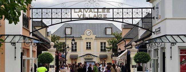 Аутлет ла валле вілладж - село знижок і розпродажів в парижі, франція. La vallee village на мапі парижа. Фото, а також відгуки про село бутиків. »Карта мандрівника