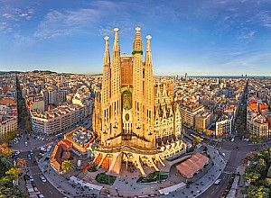 Барселона: пам`ятки