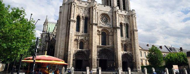 Базиліка сен-дені в парижі - усипальниця королів, франція. План монастиря. Собор сен-дені на мапі парижа. Церква сен-дені на фото. »Карта мандрівника