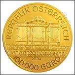 Великі золоті монети