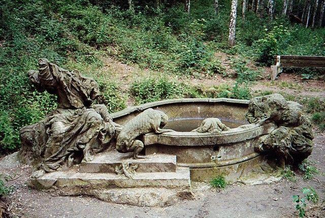 Композиція «Колодязь Якоба» (J kobova studna) (1726-1729 рр.)