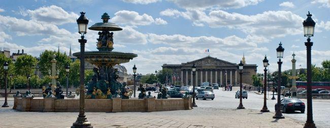 Бурбонский палац в парижі, франція: адреса, ціни. Palais bourbon на фото. »Карта мандрівника