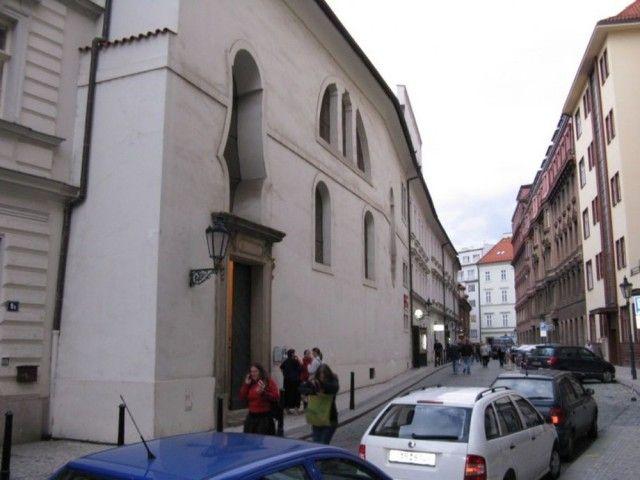 Церква святого Варфоломія (Kostel svat ho Bartolom je)