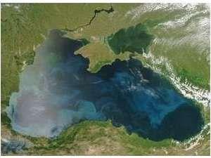 Чорне море перетворюється в «мертве море»