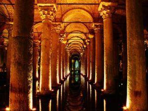 Цистерна базиліка - найпопулярніший музей 2012 року в туреччині
