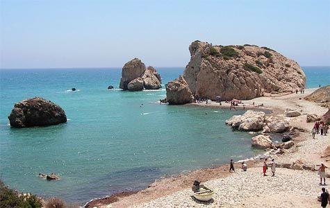 Петра-ту-Роміу - місце народження богині Афродіти