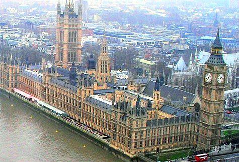 англійський парламент