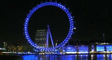 Лондон, столичне колесо огляду