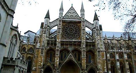 Лондон. Вестмінстерське абатство