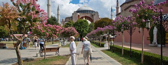 Пам`ятки стамбул, туреччина »карта мандрівника