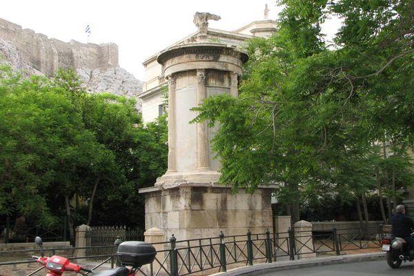 Афінський пам`ятник Лисикрата