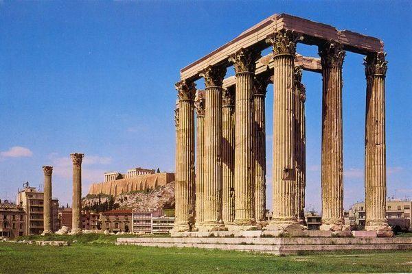 Храм Зевса Олімпійського