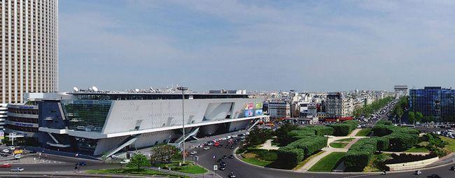Палац конгресів в парижі, франція: адреса, офіційний сайт. Екскурсії до палацу. Palais des congres на мапі парижа. Палац на фото. »Карта мандрівника