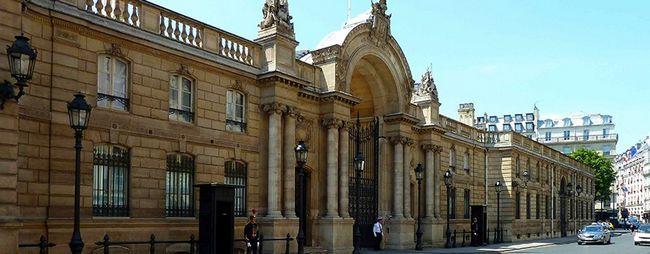 Єлисейський палац в парижі, франція: адреса, час роботи, офіційний сайт. Palais de l`elysee на мапі парижа. Фото палацу. »Карта мандрівника