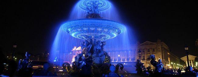 Фестиваль біла ніч в парижі 2014 року, франція. Фото та відгуки про фестиваль. »Карта мандрівника