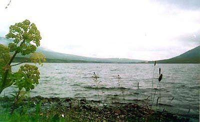 Приполярний Урал. Озеро Велике Балбанти