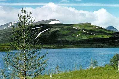 Озеро Паток. Автор: Nikolay Alexandrov