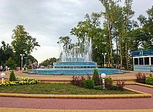Міський парк культури і відпочинку в майкопі