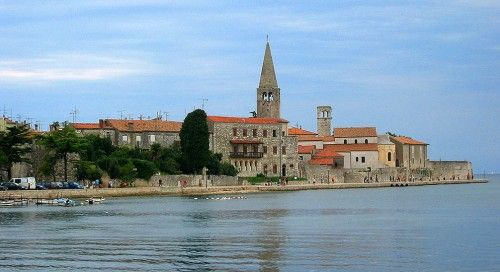 Хорватська курорт Пореч