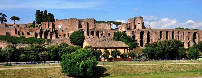 Іподром циркус максимус в римі, італія. Circus maximus і його опис. Великий цирк на фото і відео. »Карта мандрівника