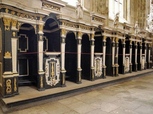 Храм святої діви Варвари (Chr m svat Barbory)