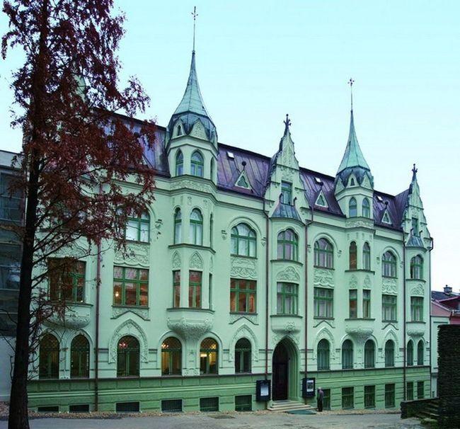 Музей скла і біжутерії (Muzeum skla a bi uterie v Jablonci nad Nisou)