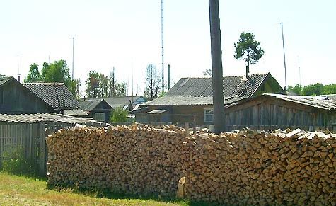 селище Яснег