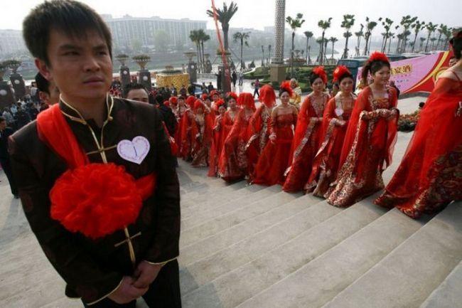 Як одружуються в усьому світі