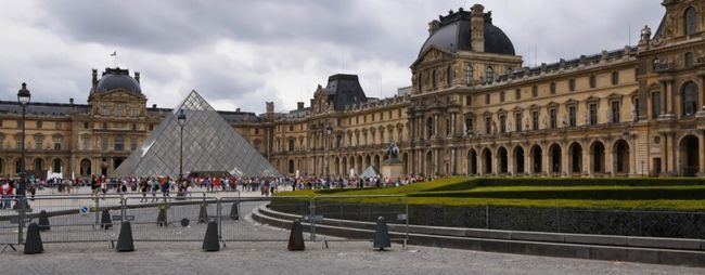 Яка погода в парижі в серпні, франція. Температура повітря на початку, середині і наприкінці серпня. Відгуки про погоду. »Карта мандрівника