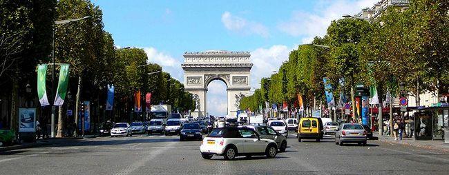 Яка погода в парижі в червні, франція. Клімат парижа. Температура повітря на початку та наприкінці червня. »Карта мандрівника