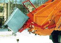 Які сміттєвози потрібні місту? Сміттєвози з заднім механізованим завантаженням. Портальні мусоровози.перевозка сміття в рк, в сиктивкарі і ежве.