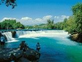 Водоспади в Кемері, Туреччина