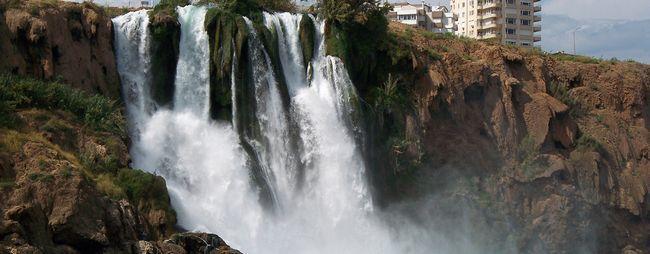 Клімат Кемера, Туреччина