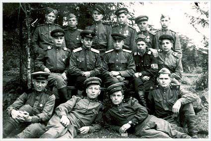 Комі в 1945-1950 рр.