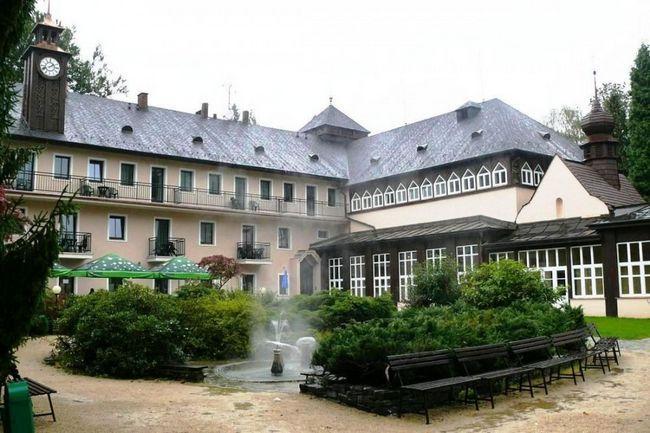 Курорт велке-лосини