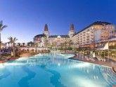 Кращі готелі Туреччини 5 зірок з аквапарком