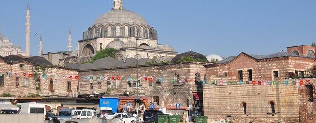 Мечеть рустема паші в стамбул, туреччина: години роботи. Фото мечеті. »Карта мандрівника