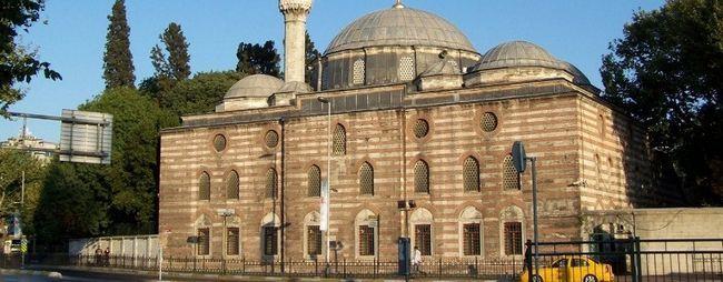 Мечеть сінан паші в стамбулі, туреччина. »Карта мандрівника