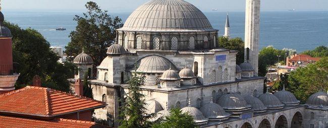 Мечеть соколлу мехмед паші в стамбулі, туреччина. Фото мечеті. »Карта мандрівника